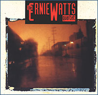 Ernie Watts Quartet Cover